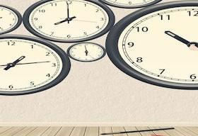 Administra tu tiempo laboral